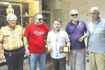 """""""Пирин спорт 2013"""" с 2 медала от държавното по шахмат за незрящи"""