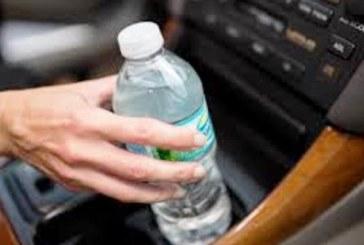 ВНИМАНИЕ! Никога не пийте вода от пластмасова бутилка, стояла в кола в жегите!