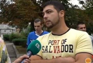 Роми заплашват млад мъж: В кома ще падаш, ще умираш!