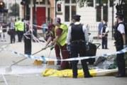 Кръв заля центъра на Лондон! Луд сомалиец закла американка и рани 5-има