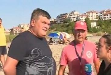 Очевидци разказаха за страшната трагедия с Янко, който издъхна без да дочака линейка на плажа Нестинарка