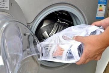 Сложете лъжица пипер в пералнята, за да запазите ярки цветовете на дрехите