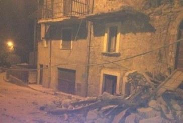 Извънредно! Половин град изчезна след мощния трус в Италия нощес (СНИМКИ/ВИДЕО)