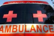Кола се заби в кон на пътя, двама в болница