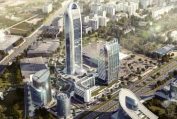 Така ще изглежда първият истински небостъргач в София