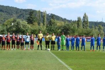 Изключително напрегнати и интригуващи срещи в първия ден на IV Международен детски футболен турнир в Благоевград