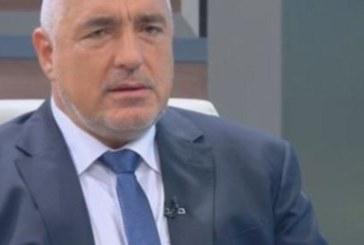 Бойко Борисов: Само някой идиот може да го каже, че съм гълъб!