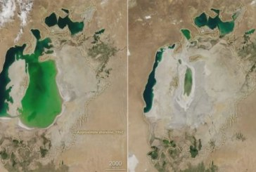 Аралско море изчезва