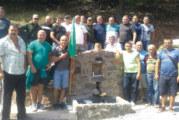 Ловци от дружинката на с. Логодаш със 100 гости откриват нов навес и възстановена 200-годишна чешма