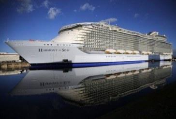 Страшна трагедия на един от най-големите круизни кораби