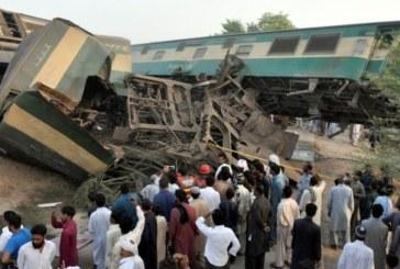 Четири вагона излязоха от релсите! 6 загинали, над 100 ранени при сблъсък на влакове