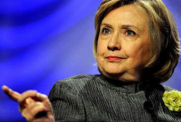 Тайно оперирали Хилари Клинтън през януари