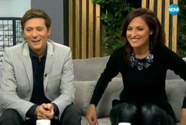 Ани Цолова и Виктор Николаев със сензационна новина в ефир!