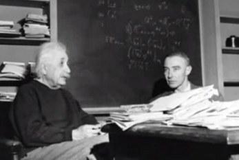 ТЕ СА ЗНАЕЛИ ИСТИНАТА! Изтече тайният документ на Айнщайн и Опенхаймер за извънземните от 1947!