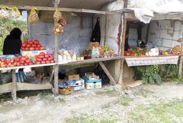 Отмъщава ли си някой! Запалиха зеленчуковата борса край Дамяница
