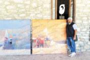 Благоевградският художникът А. Гошев стана учител в Кресна, зарича се: Спирам да рисувам!