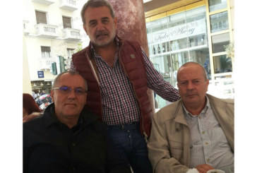 Благоевградски ортопед на емоционална среща в Солун с бивши състуденти 30 г. след завършването на Медицинската академия