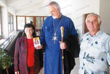 Бившият роженски игумен Йоан на мисия за обследване на архиви в Пиринско