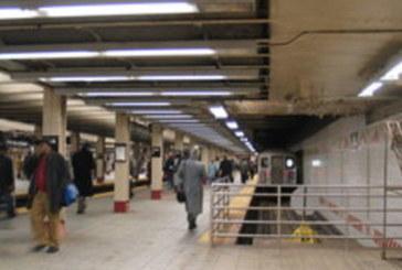 Трагедия в метрото! Влак блъсна работници