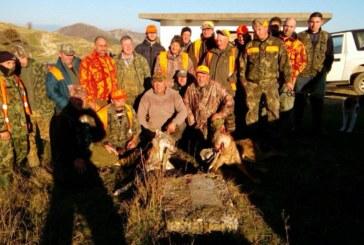 Три вълка убиха ловците от дружинката на Тешово, отърваха района от хищническа напаст