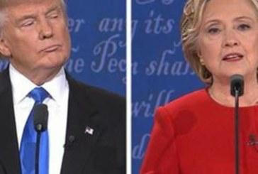 Хилари Клинтън води Доналд Тръмп с 2% според ново проучване