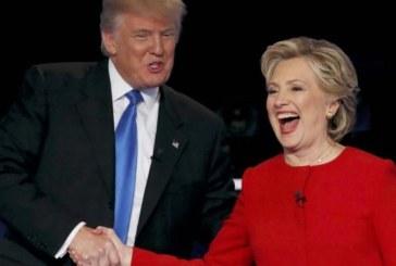 Разликата между Хилари Клинтън и Доналд Тръм е в рамките на статистическата грешка