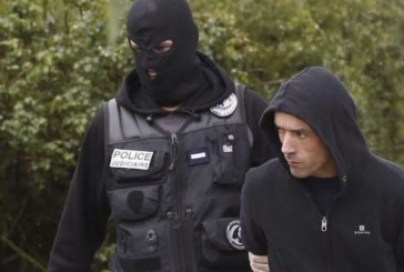 Арестуваха най-високопоставения лидер на ЕТА
