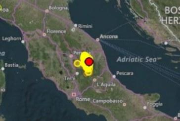 Нов трус удари Италия