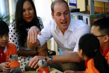 """Принц Уилям: Джордж е """"малък калпазанин"""""""