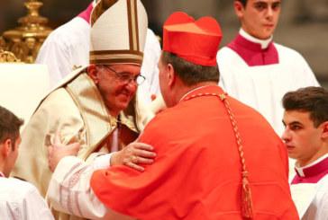 Папа Франциск провъзгласи 17 нови кардинали