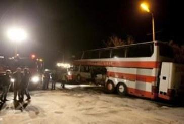 Българин пострада при тежка катастрофа в Гърция