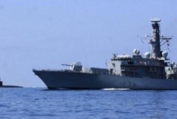"""Световните медии """"гръмнаха"""": Нова гореща точка в Европа! Британски кораб стреля срещу испански край Гибралтар"""