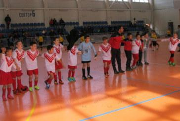 Най-малките комити спечелиха блицтурнир в Струмяни