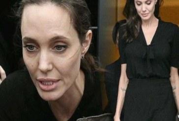 34-килограмовата Анджелина Джоли е на прага на смъртта