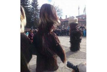 С костюм, изработен от Р. Тодев, Л. Юлев стана Цар на бабуджерите в Банско
