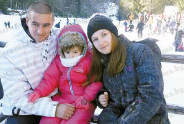 Зимна приказка подари на семейството си благоевградският адвокат Васил Васев!