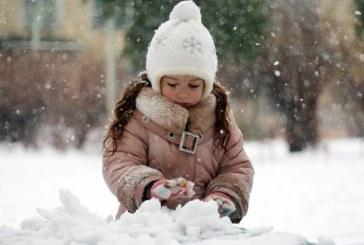 Вижте в кой български град снегът е най-обилен