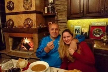 Борисов: Ако са умни, ще кръстят внучето на мен