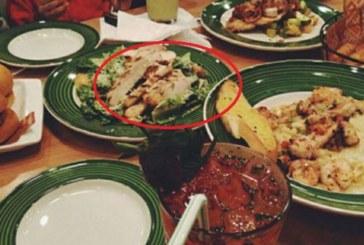 ЗЛОВЕЩА НАХОДКА! Семейство изпадна в ужас, сервираха им пилешко с окървавен човешки пръст