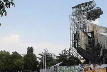 Окончателно: Махат паметника при НДК