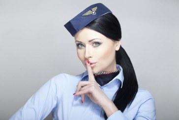 Най-любопитните тайни на стюардесите