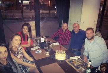 32-ри рожден ден посрещна ексорлето Тодор Паланков