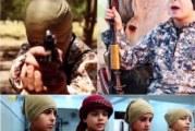 ИД взима деца от семействата им и ги кара да убиват родителите си! Вижте как обучават невръстните хлапета на зверства