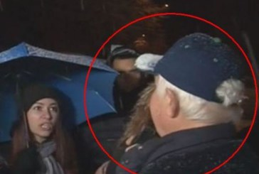 Скандал във Враца! Мъж тръгна да защитава Поничките на бдението за Тодор, изгониха го
