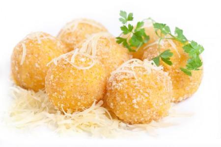 Картофени топчета