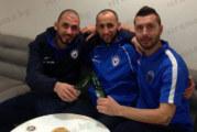 Трио футболисти от Пиринско носят победа на опашкар от остров Крит