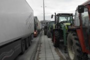 ГКПП – Кулата и Илинден ЗАТВОРЕНИ, 1000 протестиращи фермери не казват до кога