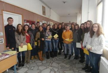 Разложки ученици откриха изложба, посветена на Международния възпоменателен ден на Холокоста