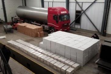 На влизане от Гърция! Разкриха контрабанда на цигари за близо 2 млн. лв.