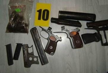 108 кг наркотици и боен арсенал са заловени при спецоперация